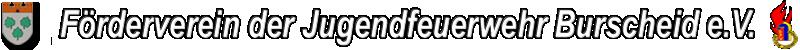 Förderverein der Jugendfeuerwehr Burscheid